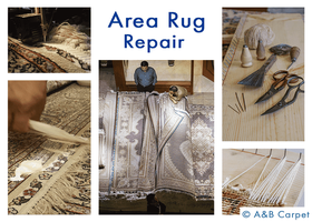 Rug Repair - Beverly Square West 11226